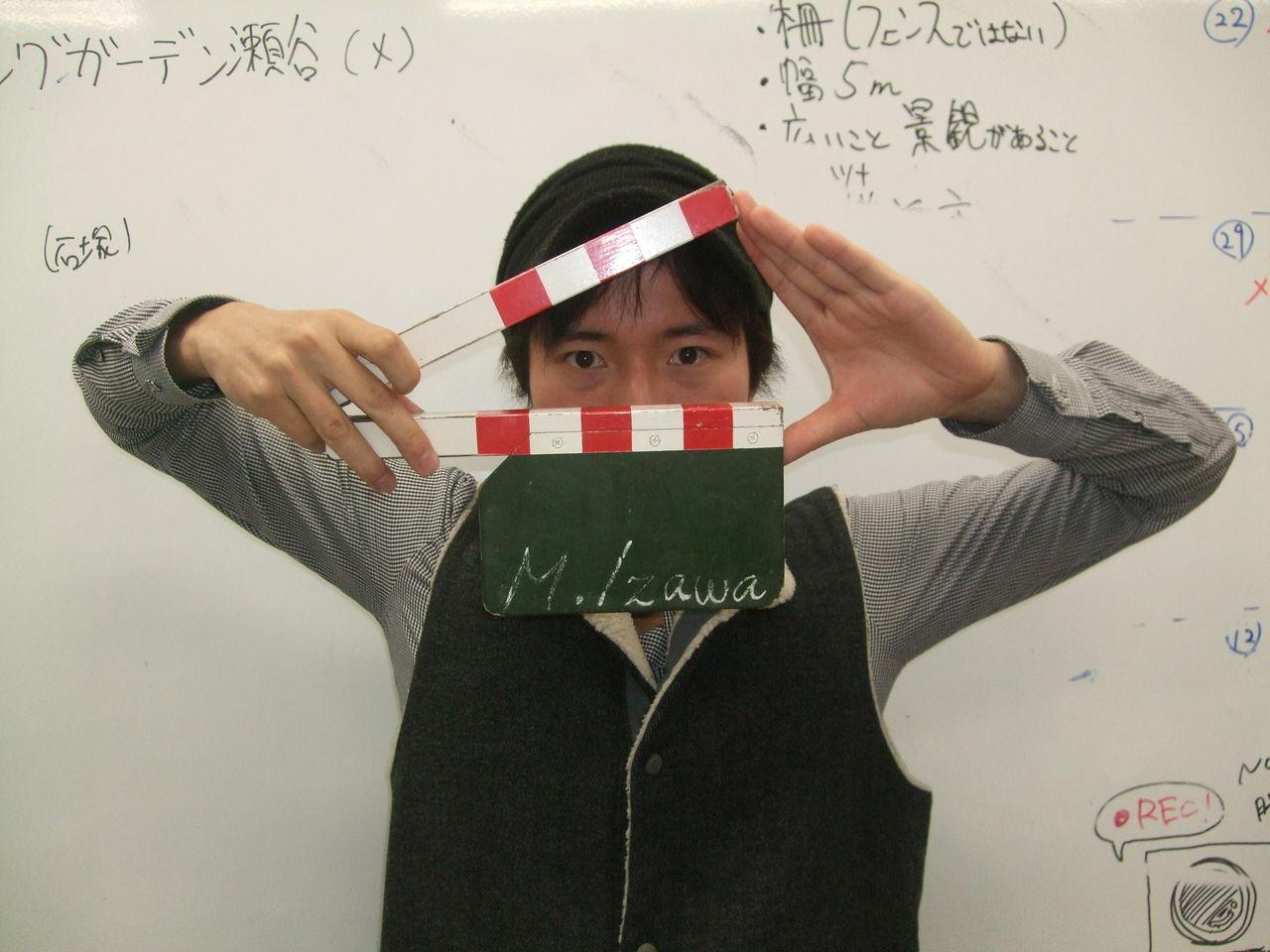 「こんな日もある」井澤昌也(日本映画大学2年)