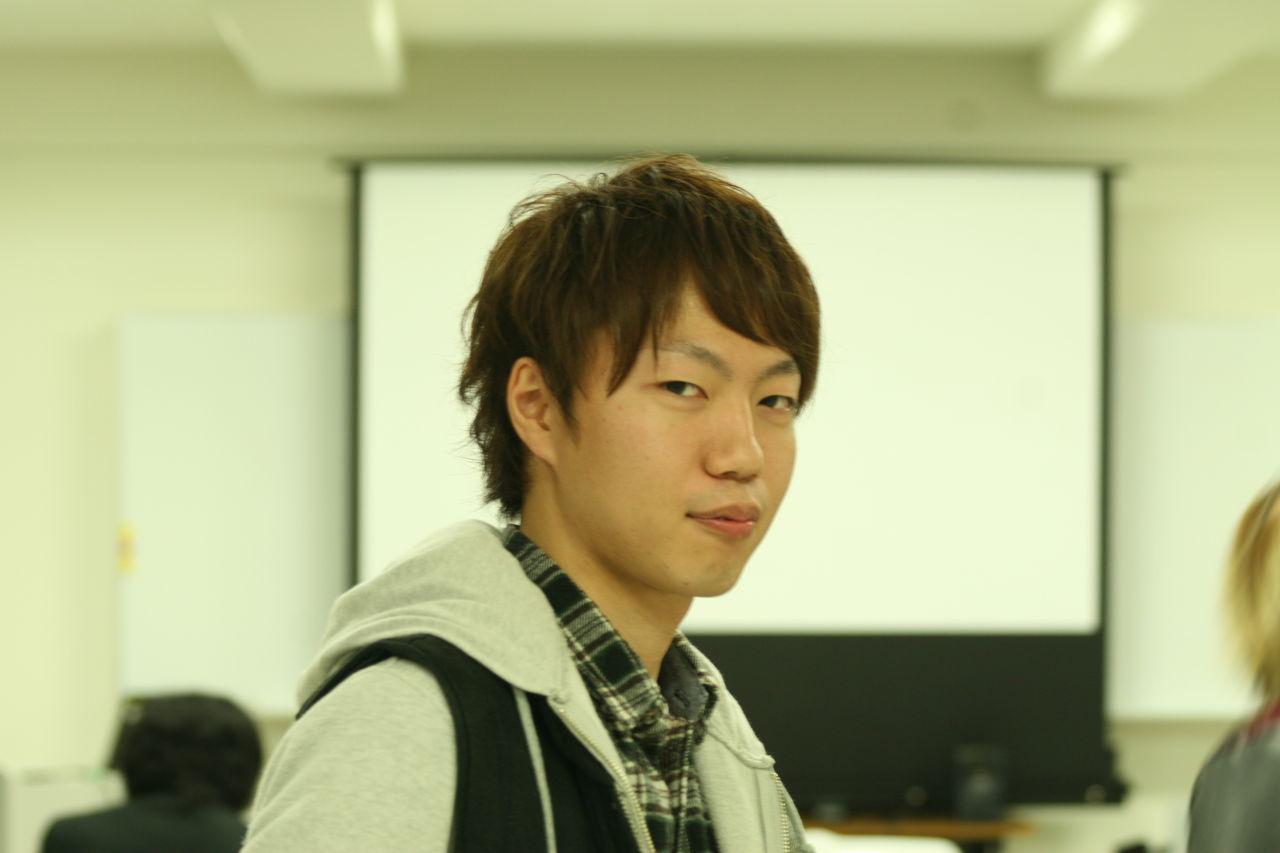 「毎日」石川風太(日本映画大学2年)
