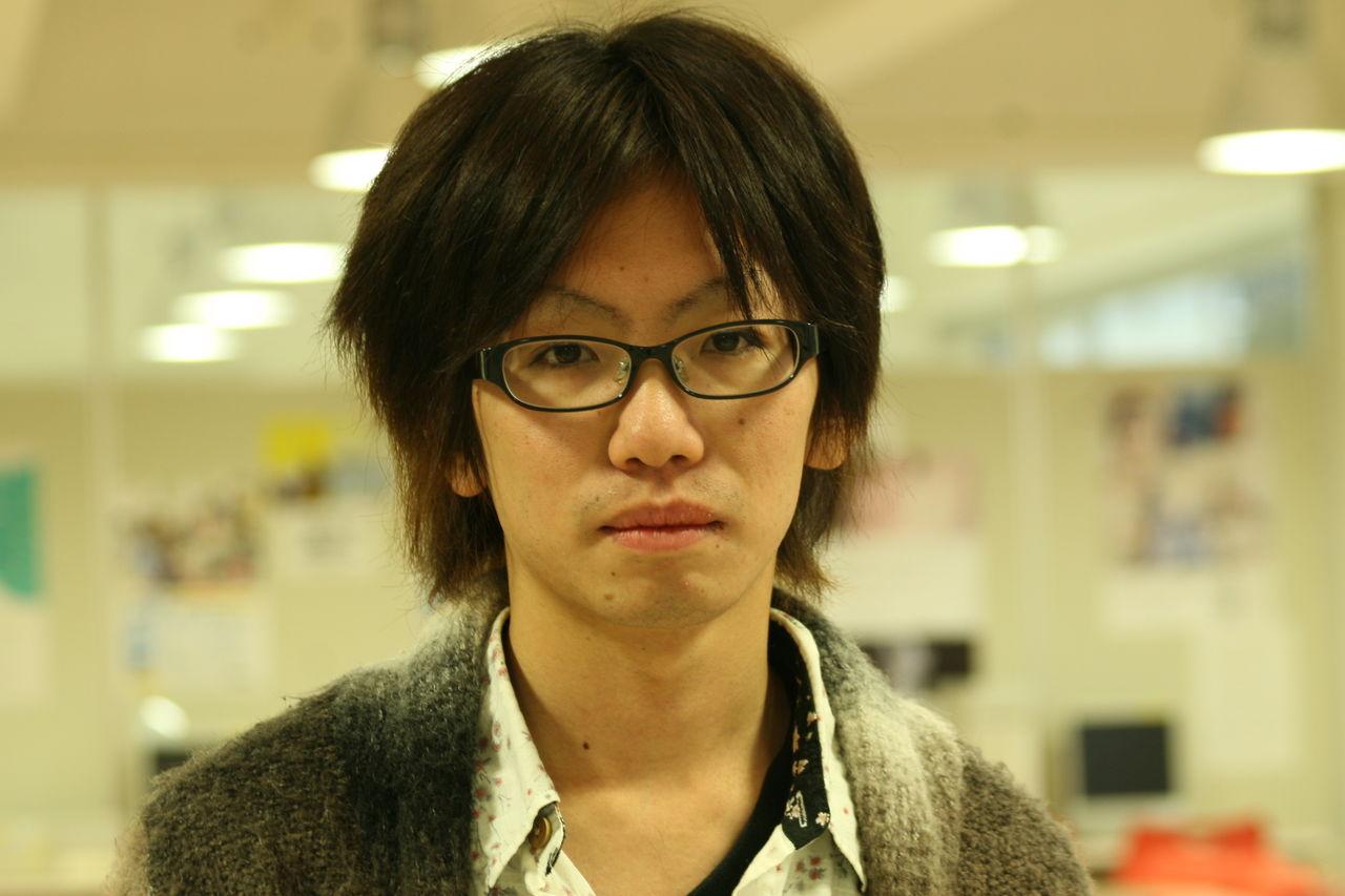 「カタルシス求ム」桑谷賢都(日本映画大学2年)