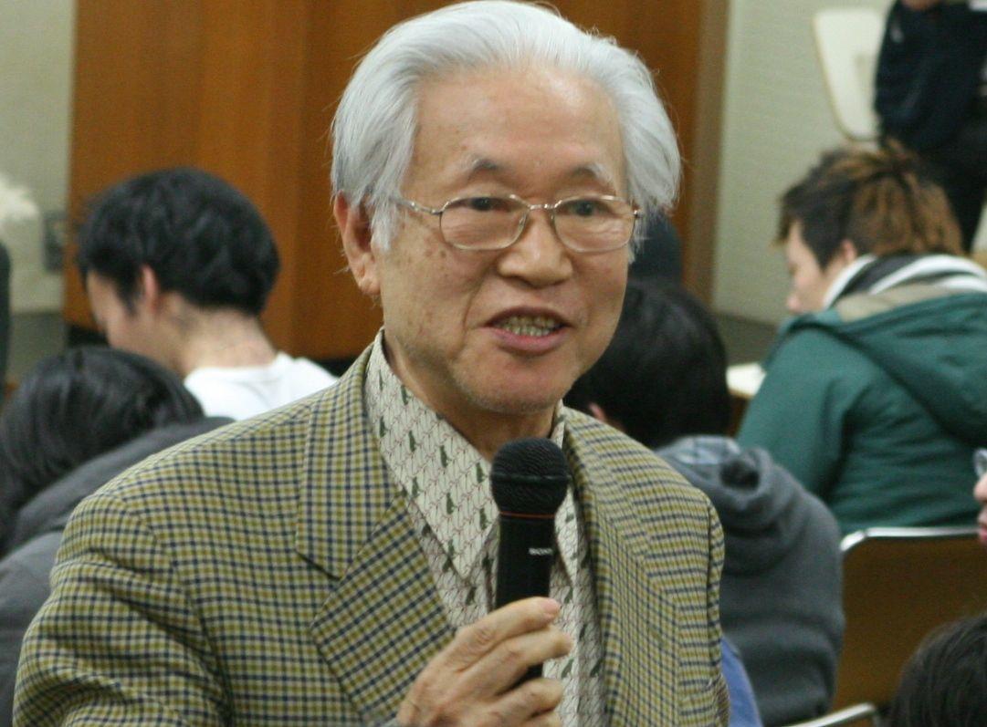 「三年目に入って」佐藤忠男(日本映画大学学長/映画批評家 )
