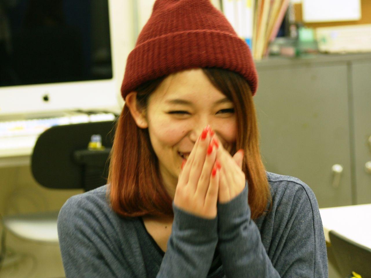 「心から愛してる作品」坂本有里(日本映画学校 映像科3年)